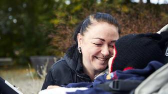 Förbättrade resultat för förlossningsvården i Region Västerbotten
