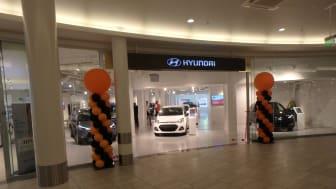 Cartopia er Norges første fullverdige bilbutikk på et kjøpesenter