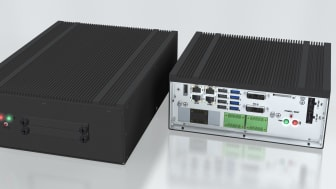 Hatteland Display's new HT B30 fanless computers deliver more power for advanced applications
