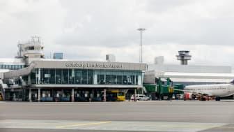 Göteborg Landvetter Airport. Foto: Kalle Sanner