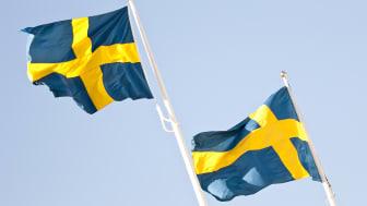 Nationaldagsfirande på Kungsbacka torg 6 juni klockan 13-15