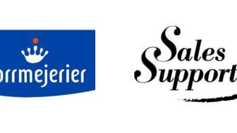 Norrmejerier och Sales Support i samarbete på riksmarknaden
