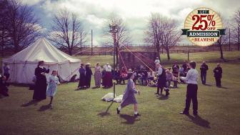 May Day fun to be had at Beamish this weekend