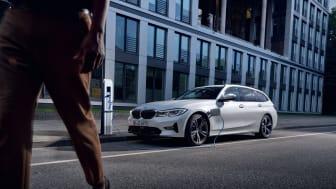 BMW:s tjänstebilsförsäljning ökade trots pandemin