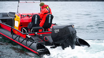 OXE Diesel's reliability and endurance are perfect for search and rescue operations