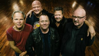 """Björn Afzelius band """"The Globetrotters"""