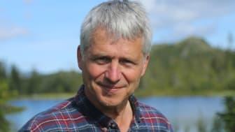 Børre Solberg, daglig leder i Økologisk Norge, gir klar beskjed til avtalepartene i årets jordbruksforhandlinger.
