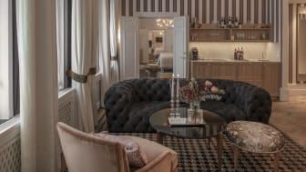 Nya rum och sviter i Bolinderska Palatset, Grand Hôtel. Foto: Andy Liffner
