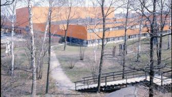 Stockholmsmässan tidigt 70-tal
