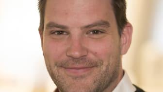 Joel Lundahl, säljare SMC Pneumatics