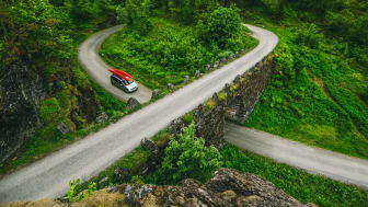 """Innovation Norway has launched """"CO2rism"""". A tool for calculating the CO2-emissions caused by transport of tourists to and in Norway. PHOTO: Knuten Geiranger- Samuel Taipale - VisitNorway.com"""