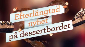 Veganers choklad-böner har blivit besvarade –  Almondy lanserar vegansk chokladkaka!