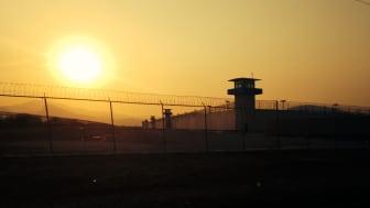 Kvinnofängelse i Morelos State, Centrala Mexico