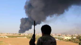 Libyen: Ett land i laglöst kaos