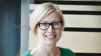 Maria Alsander, Volontärbyråns verksamhetsledare