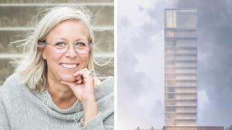 Maria Ekberg Brännström blir vd för Sara kulturhus