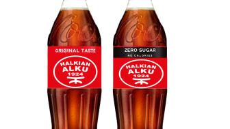 Eniten sivustolla kannatusta saanut seura saa erityiserän Coca-Cola-pulloja, joihin on painettu seuran oma logo Coca-Colan logon tilalle. Maajoukkuetoppari Paulus Arajuuri kannustaa omaa kasvattiseuraansa Halkian Alkua.