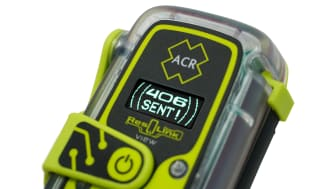 ACR Electronics ResQLink View Personal Locator Beacon (PLB)