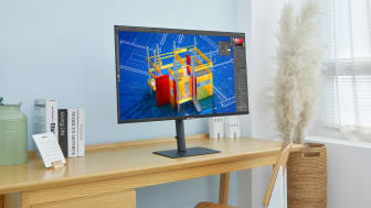 [Photo] Samsung Launches New High-Resolution 2021 Monitor Lineup 5