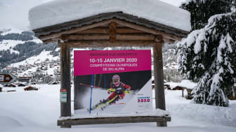 Les Diablerets © Olympic Information Services