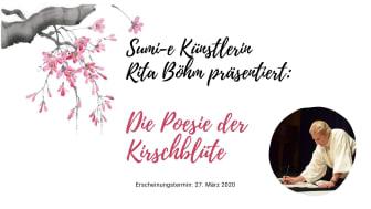 Sumi-e Meisterin Rita Böhm bringt ein Stück Japan in unser Zuhause