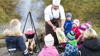 Mat og smak er viktig for barn i alle aldre