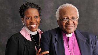 Författarporträtt: Mpho och Desmond Tutu