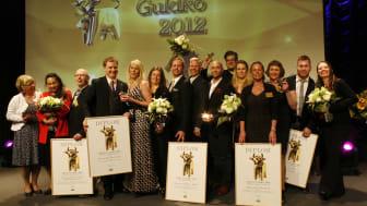 Vinnarna i Arla Guldko 2012