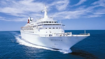 Fred. Olsen Cruise Lines' Boudicca commences its second cruise season from Liverpool
