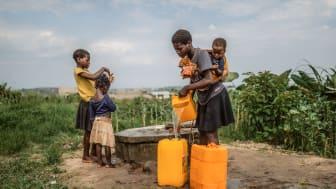Die Corona-Pandemie könnte weltweit für Millionen Kinder den Verlust ihrer Familie bedeuten. Foto: Cornel van Heerden, Mosambik, 2019