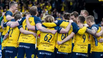 Foto: Nisse Nilsson/Handbollslandslaget