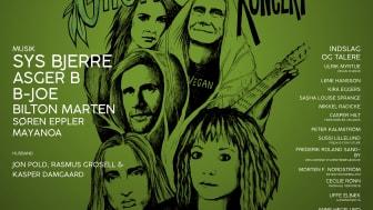 Grønnere Koncert 2019, plakat 3