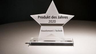 B&T Bauelement und Technik und die Schwestermarke S+B Schloss- und Beschlagmarkt prämierten die im Fachhandel geführten Top-Produkte 2020