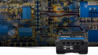 MODBUS-certifierad industrirouter