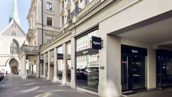 Demo Store mit Beauty Lab Zürich