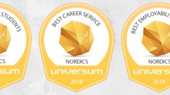 Här är universiteten och högskolorna i Norden med nöjdast studenter