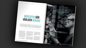 Mercatus uppmärksammas i IUCs magasin GoodWork