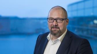 Georg Svendsen blir ny leder for infrastruktur i Telia Norge fra 1. oktober. Foto: Telenor Danmark