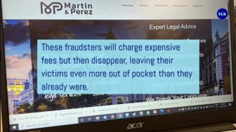 Timeshare fraud victims systematically retargeted