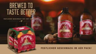 Bundaberg Spiced Ginger Brew gibt es ab sofort national im Handel. Foto: Karlsberg