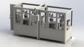 Goodtech fortsetter effektiviseringen av Nobel Biocare gjennom leveranse av en robotcelle