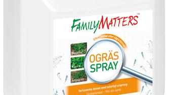 Ogrässpray 3L - Family Matters