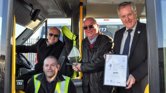 Top award for Moray's on-demand bus service