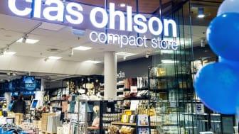 Clas Ohlson tilldelades dubbla förstapris vid Swedish Retailer Awards