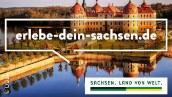 """Kampagnermotiv """"Erlebe-dein-Sachsen"""" - ©TMGS"""