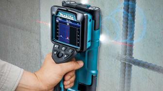 Makita DWD181, 18V väggscanner