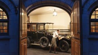 Garaget Hallwylska museet