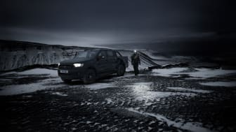 Ford lanserer ny spesialutgave av Ranger på Svalbard!