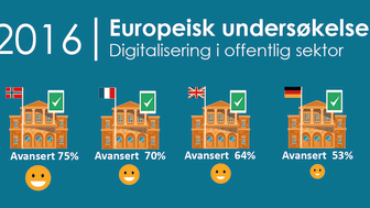 LEDER AN: Sopra Steria har i høst gjennomført en større spørreundersøkelse i Europa og Norge, og undersøkelsen bekrefter at den digitale kompetansen til nordmenn flest, er høy.