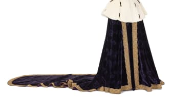 Drottning Kristinas kröningsmantel